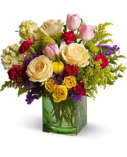 BEAUTIFUL GRANDPARENTS DAY FLOWERS