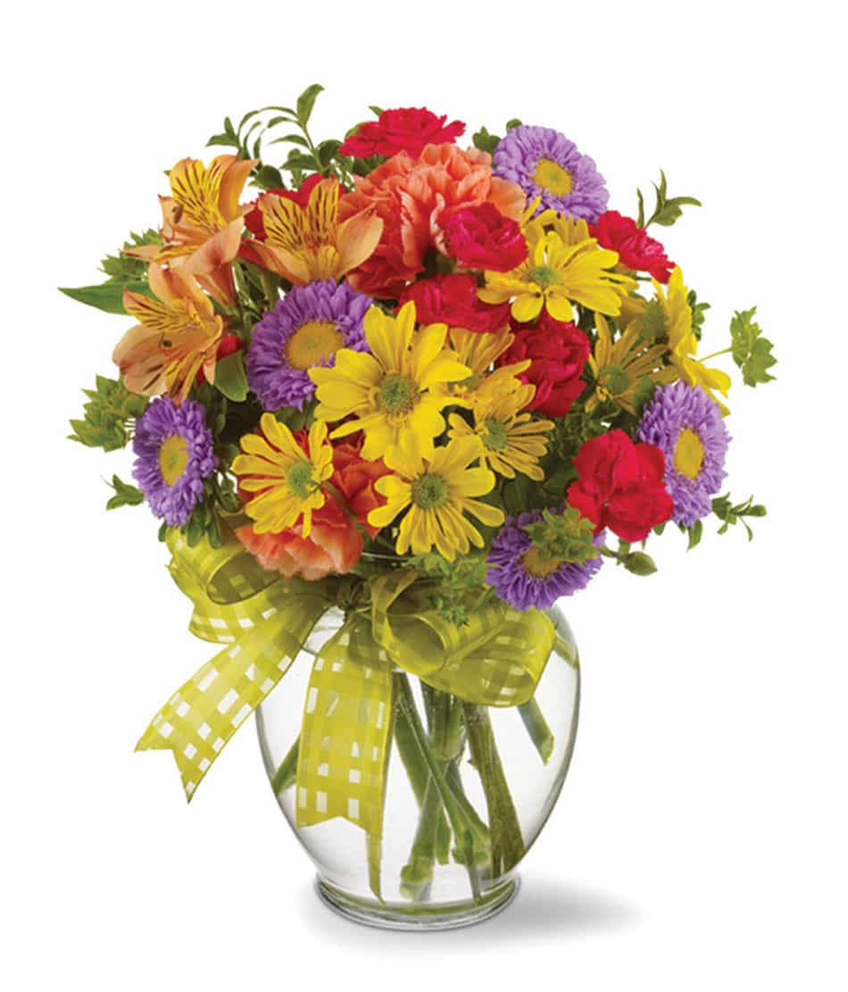 FLORAL ARRANGEMENTS FOR SEPTEMBER BIRTHDAYS